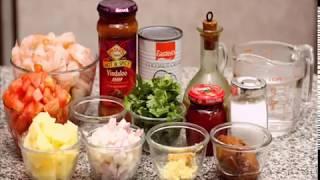 وصفة طبخ الجمبري فيندالو وصفات طبخ الجمبري والمأكولات البحرية والاسماك