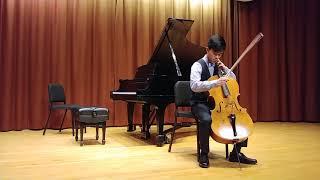 Mayuzumi, Toshirō – Bunraku   Ian Chen, cello