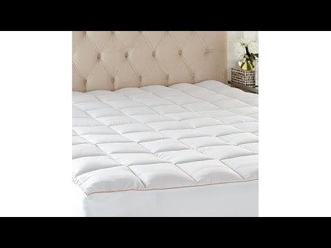 Concierge Rx Copper Infused Mattress Pad  Box Quilted