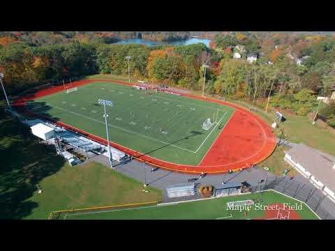 Framingham State University: Aerial Campus View