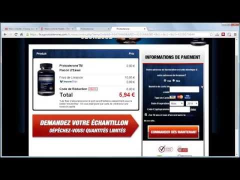 Arnaque Fournisseur Protosterone Nutrapump