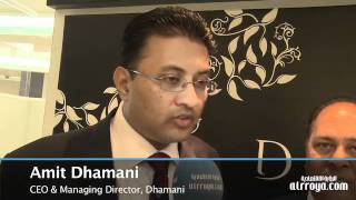 Dhamani opens diamond facility in Dubai