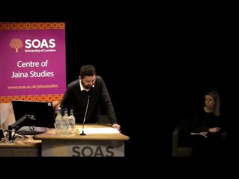 Jaina Studies Workshop 2019: Second Session: Jaina Philanthropy | SOAS University of London