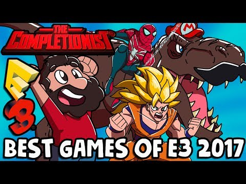 Top 10 Games of E3 2017   The Completionist