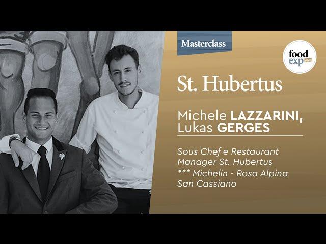 St. Hubertus *** Michelin Hotel Rosa Alpina 5L San Cassiano