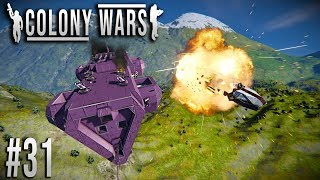 Space Engineers - Colony WARS! - Ep #31 - STRIKE ONE!!