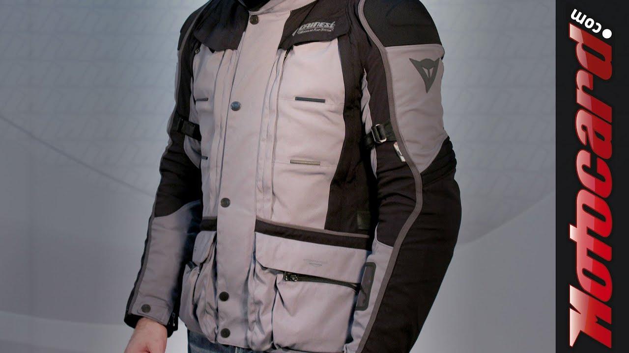 01a0590cc79 Dainese D-Explorer  análisis de la chaqueta en Motocard.com