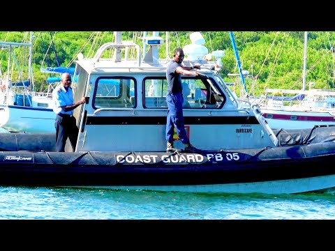 SSL 213 ~ Uh oh... who called the COAST GUARD..?!?