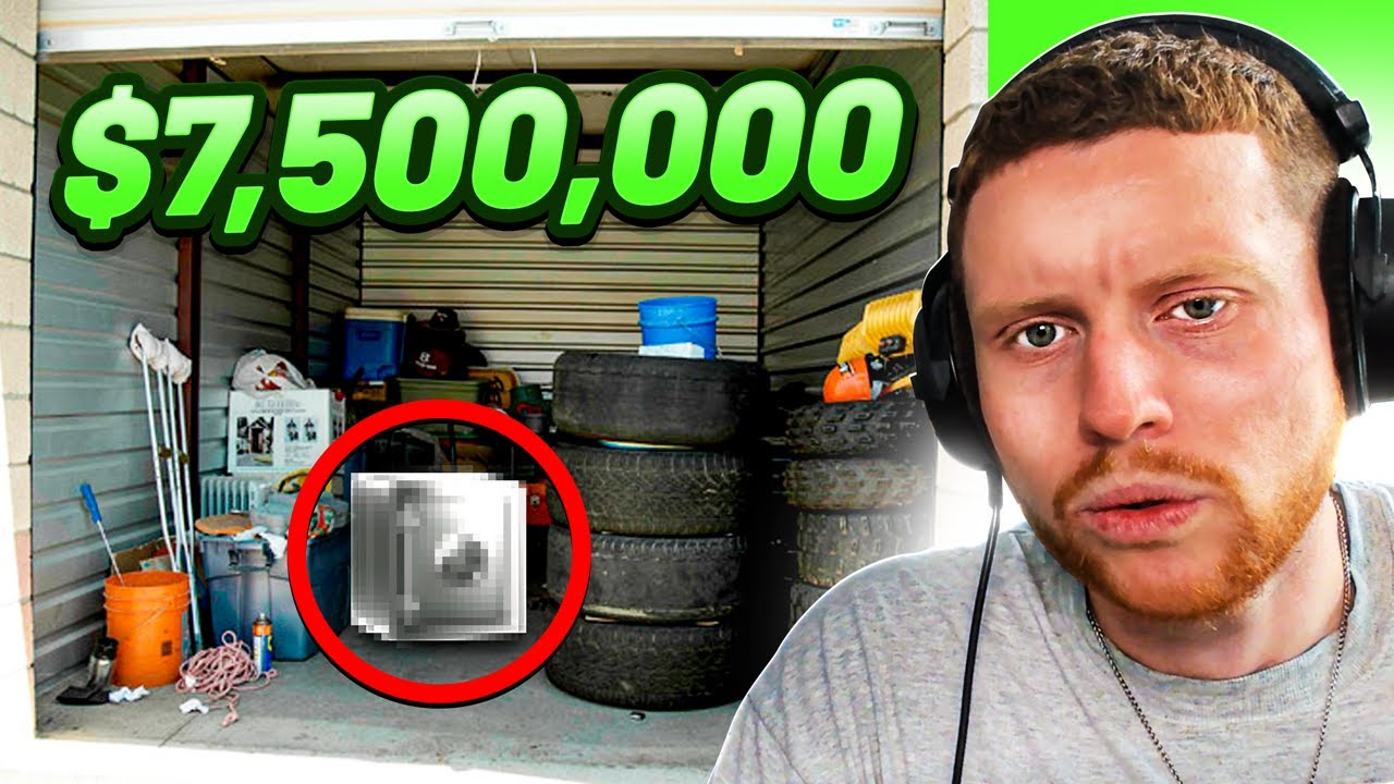 Most EXPENSIVE Items Found In Storage Lockers