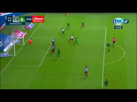 Monterrey 1 - [2] Santos Laguna (N. Sánchez 76') | Own Goal
