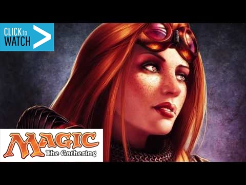 Magic the Gathering Bedtime Lore - Chandra Part 1