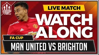 Manchester United vs Brighton LIVE Stream Watchalong