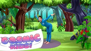 Stezzi The Parrot | A Cosmic Kids Yoga Adventure!