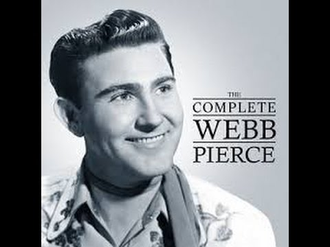 1550 Webb Pierce - I'm Walking The Dog