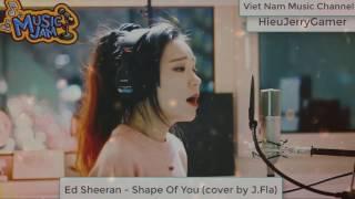 Video Ed Sheeran - Shape Of You (cover by J.Fla) 2017 download MP3, 3GP, MP4, WEBM, AVI, FLV Juni 2018