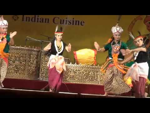 Khamba Thoibi Dance at Mandalay