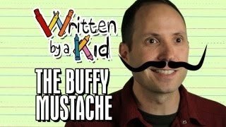 """The Buffy Mustache - """"Robots Attack"""" Written By A Kid Ep 6 Behind The Scenes"""
