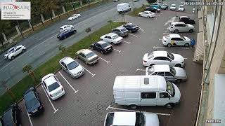 Парковка БЦА