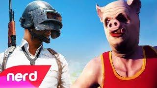 PUBG vs H1Z1 Rap Battle | #NerdOut ft FabvL [Playerunknown