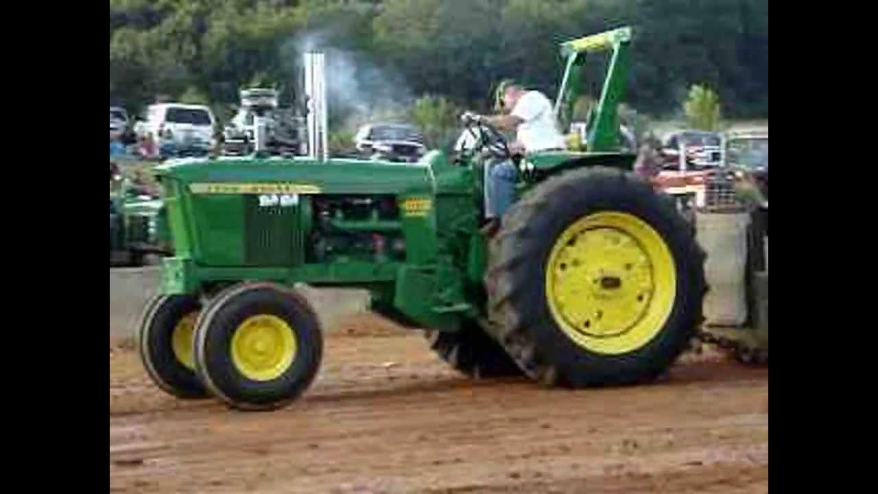 "John Deere 650 >> Superstar 4020 John Deere ""Ole Herman"" Barrels Down The ..."