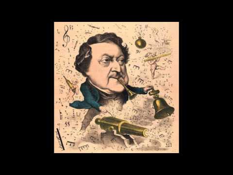 Gioachino Rossini: Do manuscrito de Paris-Missa de Rimini