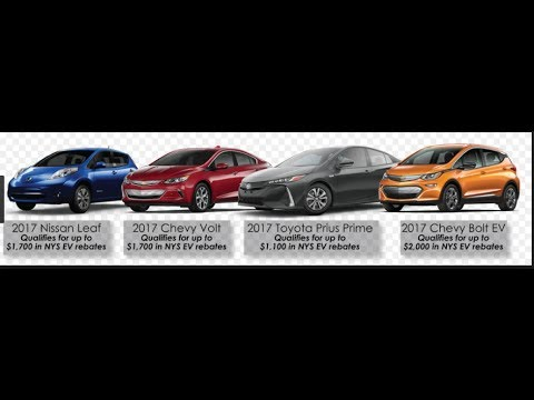 California Extands EV Rebate Program
