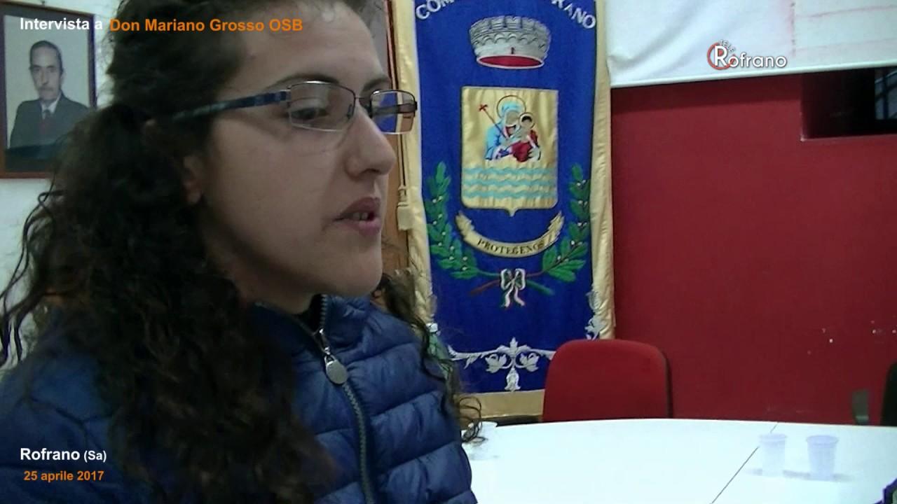 Intervista a Don Mariano Grosso - Proverbi e modi di dire Rofranesi