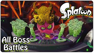 Splatoon All Bosses thumbnail
