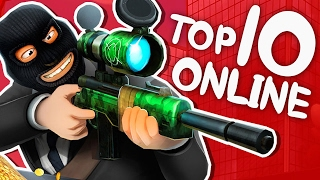 Top 10 New Best MULTIPLAYER Games For Android 2017 (Online+FREE)