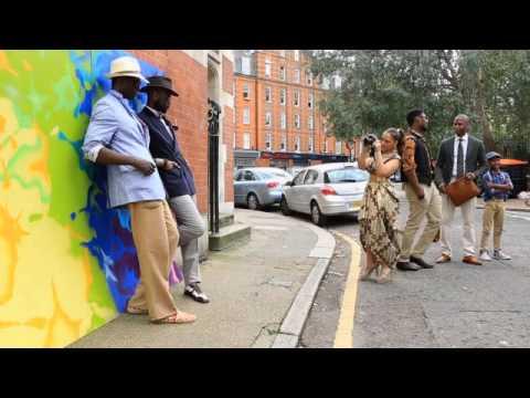 THE DANDY LION PROJECT AT AFRICAN STREET STYLE FESTIVAL DIR: JAMES MAIKI/SARA SHAMSAVARI