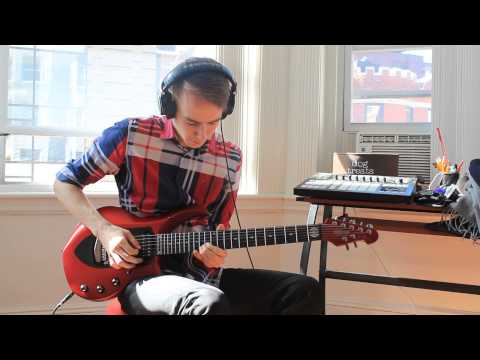 Joe Satriani - Always With Me Always With You (Cover) by Jakob Freudendahl