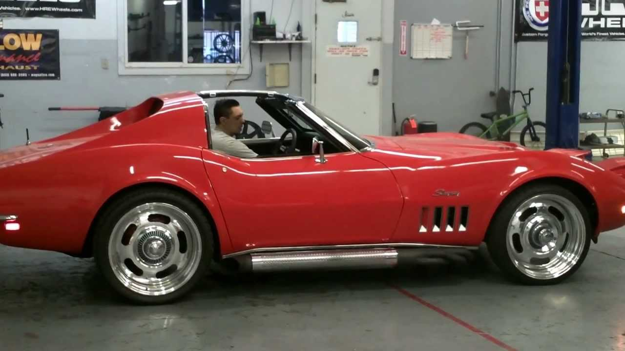 2012 Corvette For Sale >> 1969 Corvette Stingray For sale - 383 stroker - One off ...