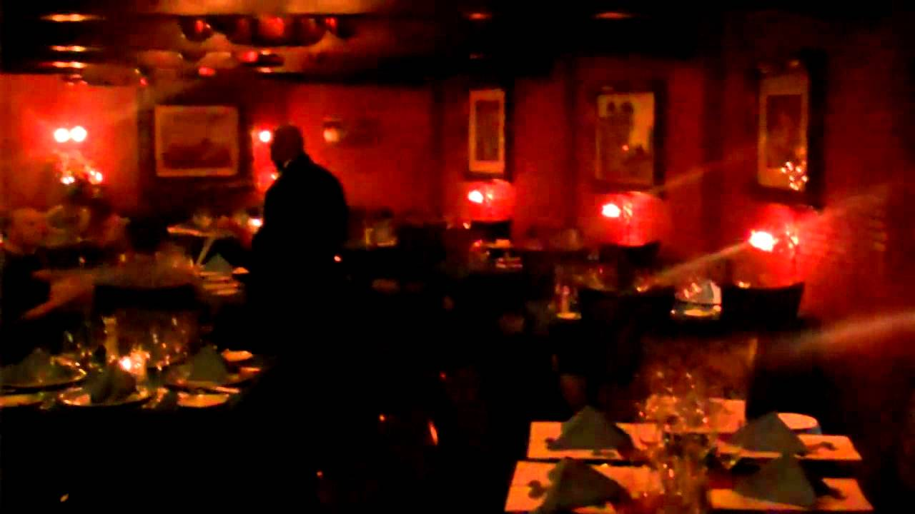 Hugou0027s Cellar Four Queens Hotel and Casino Fremont Street Las Vegas - YouTube & Hugou0027s Cellar Four Queens Hotel and Casino Fremont Street Las Vegas ...
