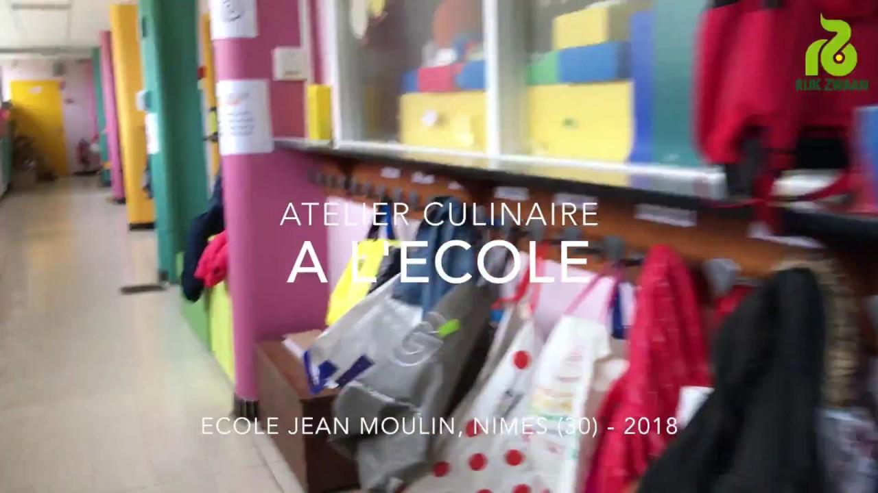 Rijk Zwaan Sensibilise Les Enfants Au Bien Manger Avec Le Chef