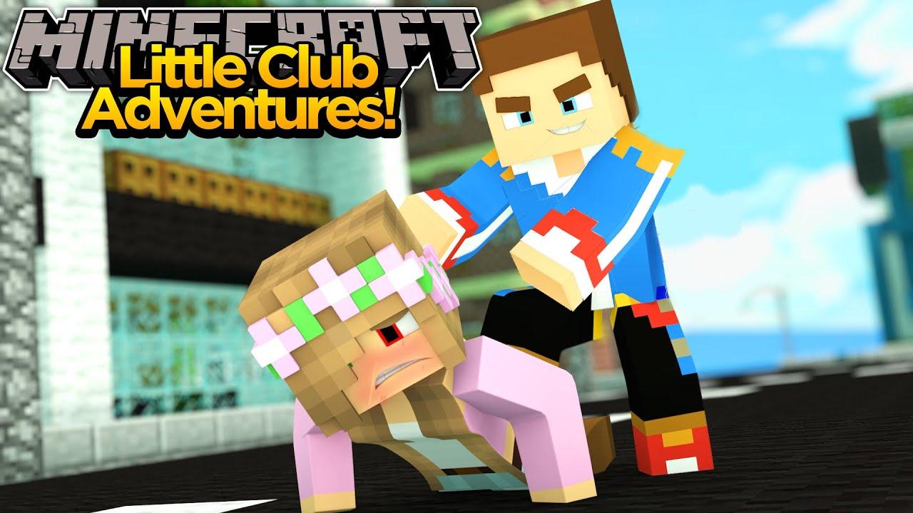 Minecraft little club adventures little donny finally - The little club ...