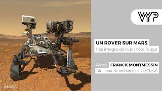 """VYP avec Franck Montmessin Directeur de recherche et spécialiste de Mars au """"LATMOS"""""""
