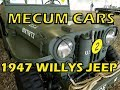 1947 Willys Jeep. Mecum Cars