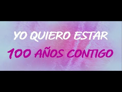 Ha-Ash Feat. Prince Royce - 100 Años [Lyric Video]