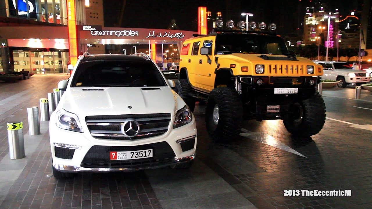 Extreme lifted matte yellow hummer h2 at the dubai mall includes extreme lifted matte yellow hummer h2 at the dubai mall includes drive off youtube vanachro Gallery