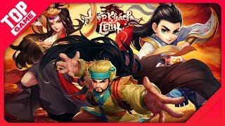 [Topgame] Giang Hồ Hiệp Khách Lệnh – Top 1 game Mobile nhập vai Kiếm Hiệp