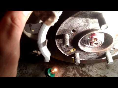 Технология цинкования 1 - Электрохимическое обезжиривание