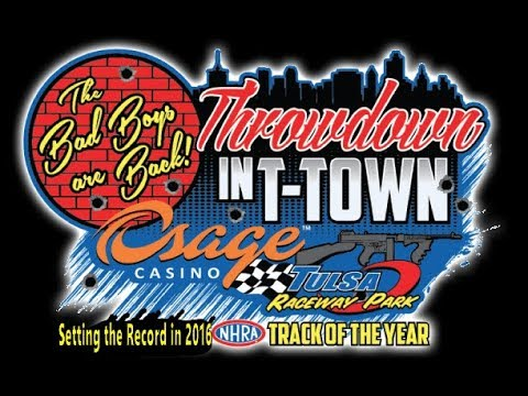 Mid-West Pro Mods, Street Outlaws, And More! Throwdown In T-Town LIVE Friday!