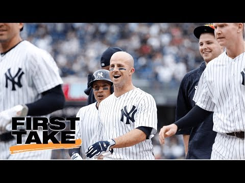 Stephen A. Smith Says The Yankees Are Not The Warriors | First Take | ESPN