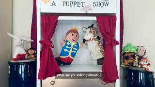 A Puppet Show -Special Edition: Melanin (Episode 1)