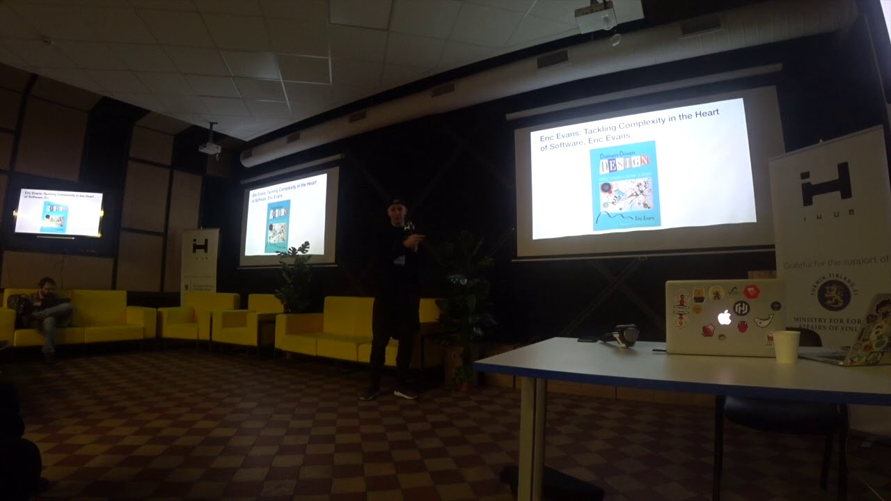 Triple D (Domain Driven Design) in Rails - Oleksii ...