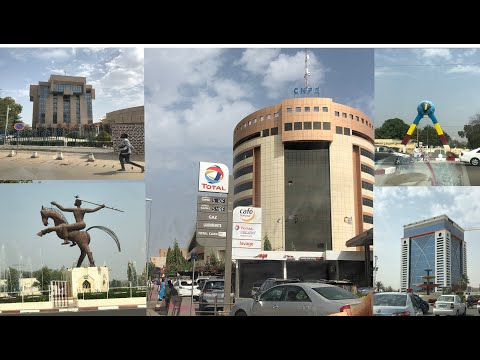 A day in N'djamena, Chad