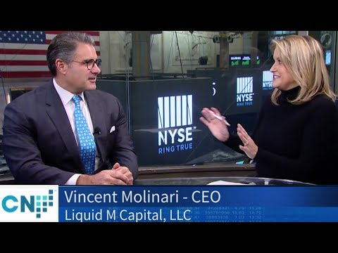 Initial Coin Offering (ICO) Security vs Utility Issuance Vincent Molinari - CEO of Liquid M. Capital