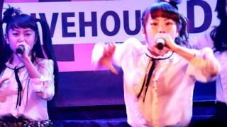 群青のユリシーズ「アネモネ」梨瑚だけカメラ@LIVE HOUSE D'(2016/11/27...