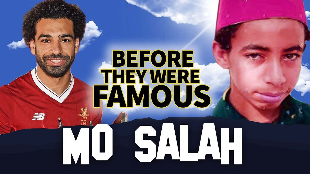 MO SALAH   Before They Were Famous   FIFA World Cup