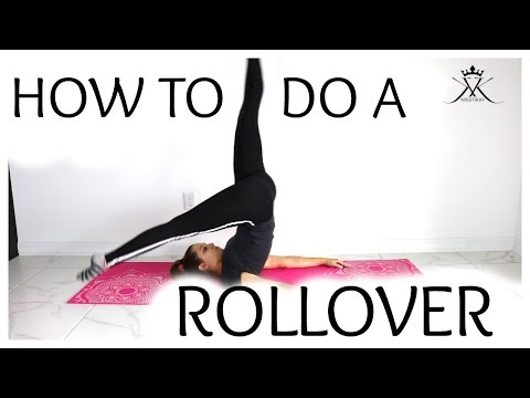 How To Do A Back Rollover